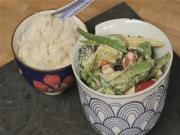 Healthy Thai Green Curry