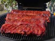 How To Smoke Ribs On A Kamado