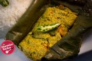 Chingrir Paturi Prawn Parcel Bengali Traditional Recipe 1017366 By Sharmilazkitchen