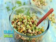 Masala Mixed Sprouts Salad