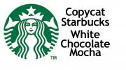 Starbucks White Chocolate Mocha 1017210 By Copykat