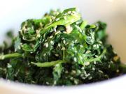 Garlic Sesame Kale