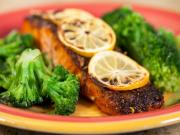 Cajun Spiced Salmon Fillet