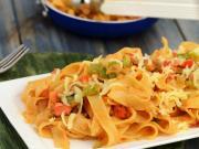 Quick Masala Noodles By Tarla Dalal