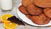 How To Make Chocolate Orange Cookies 1006449 By Videojug