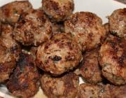 Meatball Appetizers