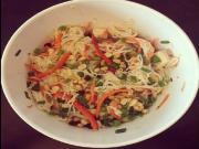Cold Tofu Noodle Salad