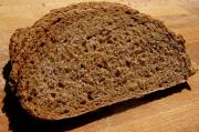 Sweet Applesauce Bran Loaf