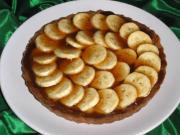 Banana Nut Cream Tart
