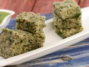 Methi Palak Dhoklas Pregnancy Recipe By Tarla Dalal