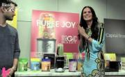 Blender Babes Visits Nutribullet And Tests Out Nutriliving Superfoods