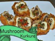 Stuffed Kurkure Mushroom Recipe Video By Chawlas Kitchen Episode 259