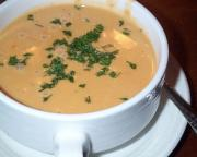 Simple Crab Bisque