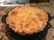 Homemade Pie Crust For Pot Pie