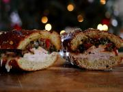 Steves Holiday Turkey Sandwich Holiday Recipe