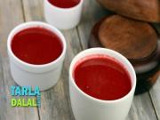 Garlicky Beetroot Soup