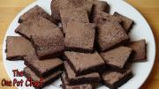 Gluten Free Chocolate Brownies One Pot Chef