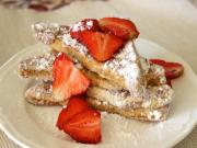 How To Make Doughnut French Toast