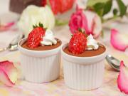 Valentines Chocolate Mousse