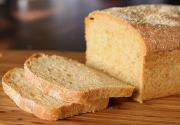 Boston Cornmeal Brown Bread