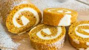 Easy Pumpkin Roll Cake 1018539 By Fifteenspatulas
