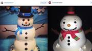 Snowmen Shaped Desserts To Add Some Magic To Your Holiday