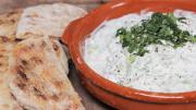 How To Make Tzatziki Dip With Flatbreads 1006087 By Videojug