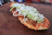 Pide On A Bbq