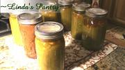 Home Canning Leftovers And An Experiment With Lindas Pantry