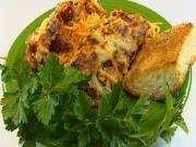 Spaghetti Casserole Supreme