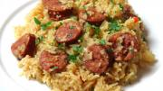 Chorizo Pilaf One Pot Chef