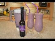 How To Make Napa Valley Blackberry Ginger Balsamic Smoothies 1014993 By Cookingwithkimberly