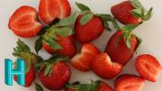 How To Hull Strawberries Best Way To Hull A Strawberry 1016159 By Kravingsblog