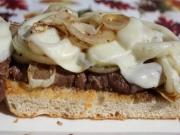 Island Grillstone Open Faced Rib Eye Sandwich Recipe