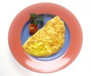 Easy French Omelette