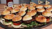 How To Make Mini Gourmet Burgers For Your Wedding Reception 1006436 By Videojug