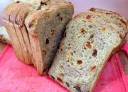 Apricot Whole Wheat Bread