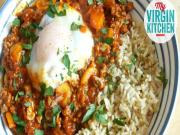 Harissa Lamb Egg Super Pan