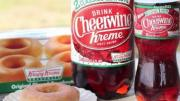 Krispy Kreme Making Donut Soda With Cheerwine 1017199 By Buzz 60