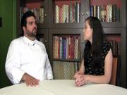 Chef Victor Albisu At The James Beard House