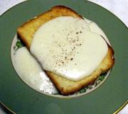 Creamy Almond Sauce