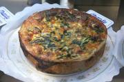 Florentine Rice Quiche
