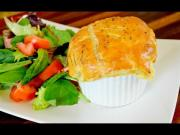 Homemade Chicken And Shrimp Pot Pie 1015120 By Cookingwithcarolyn