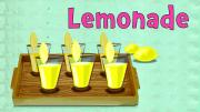 Fresh And Healthy Lemonade Easy Recipes For Children To Learn 1015721 By Kidsfoodnetwork