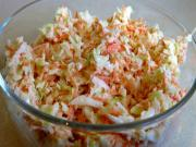 Sweet Creamy Coleslaw Recipe