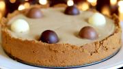No Bake Biscoff Cheesecake
