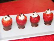 Party Strawberry Cups