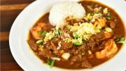 Best Steak And Shrimp Chili Recipe Surf And Turf Chili Crock Pot Recipe 1018352 By Cookingwithcarolyn