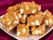 Peanut Butter Butterscotch Square