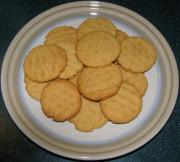 Low Calorie Peanut Butter Cookies